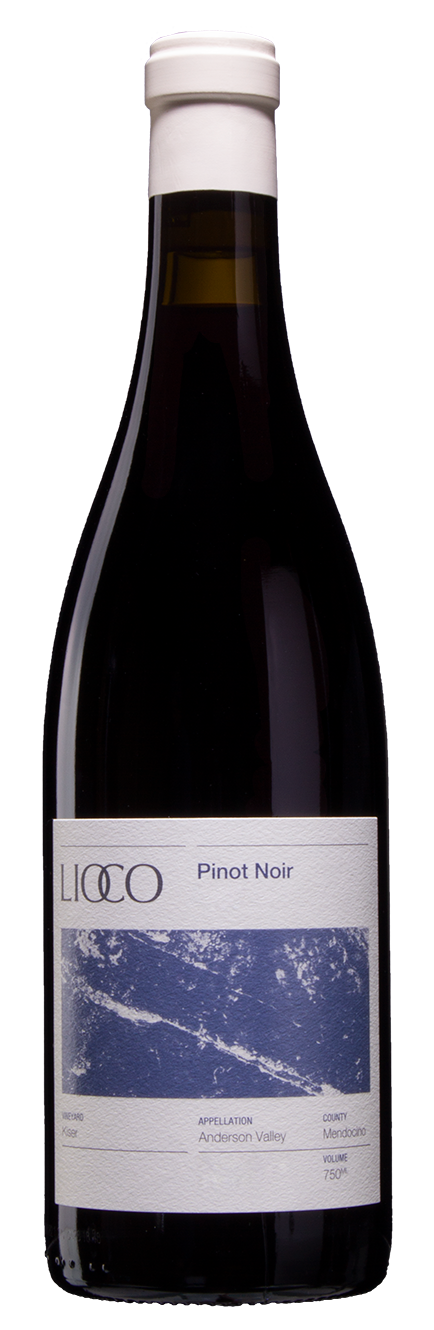 Kiser Vineyard, Anderson Valley Pinot Noir