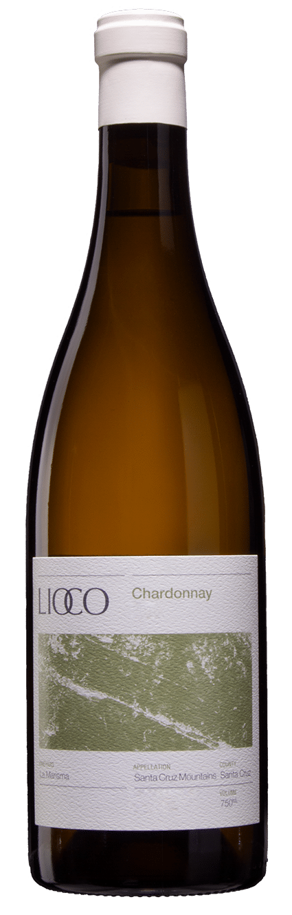 La Marisma Vineyard, Santa Cruz Mountains Chardonnay